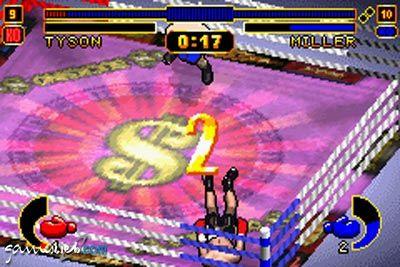 Mike Tyson Boxing - Screenshots - Bild 19