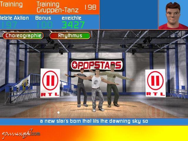 Popstars - Screenshots - Bild 12