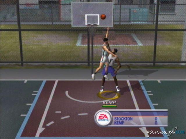 NBA Live 2002 - Screenshots - Bild 18