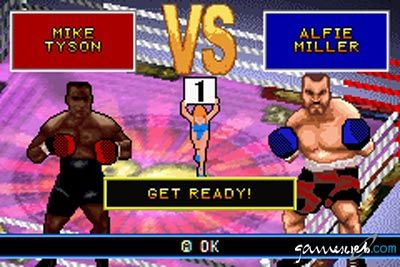 Mike Tyson Boxing - Screenshots - Bild 17