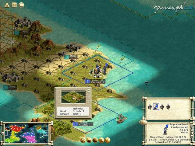 Civilization III - Screenshots - Bild 2