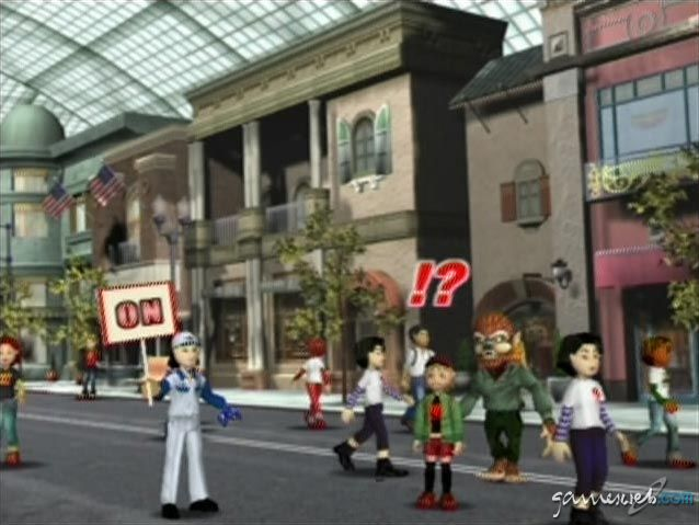 Universal Studios Adventure  Archiv - Screenshots - Bild 14