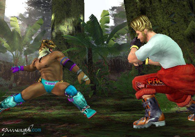 Tekken 4  Archiv - Screenshots - Bild 16