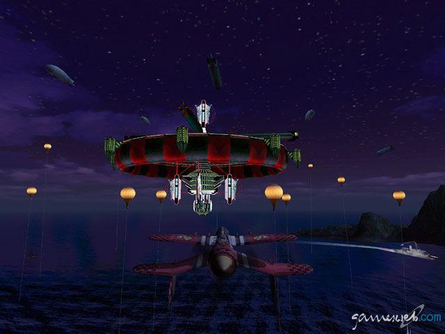 Crimson Skies: High Road to Revenge  Archiv - Screenshots - Bild 25