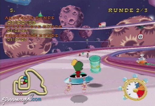 Space Race - Screenshots - Bild 17