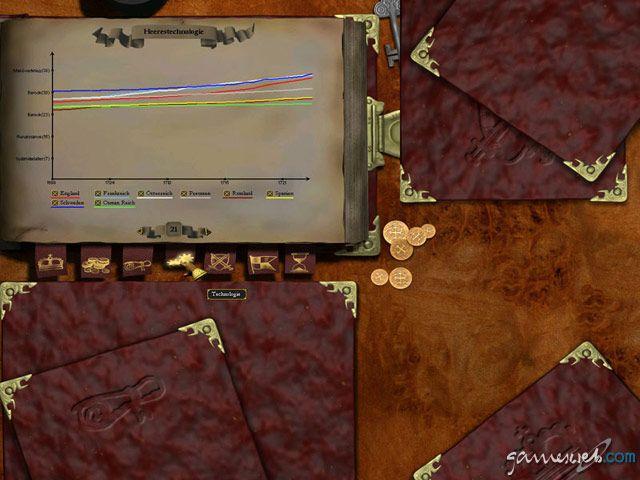 Europa Universalis II - Screenshots - Bild 13