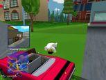 The Simpsons: Road Rage - Screenshots - Bild 6