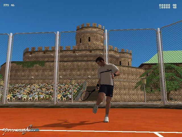 Fila World Tour Tennis  Archiv - Screenshots - Bild 6
