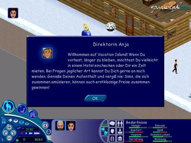 Die Sims: Urlaub total - Screenshots - Bild 6