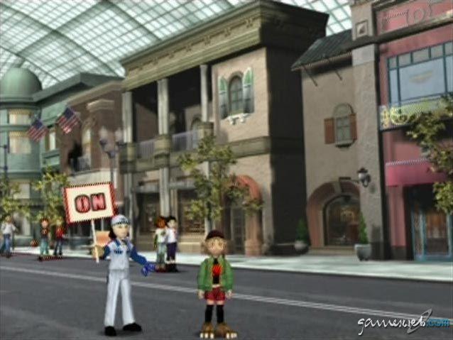 Universal Studios Adventure  Archiv - Screenshots - Bild 12