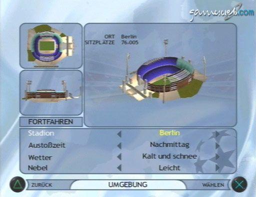 UEFA Champions League Season 2001/2002 - Screenshots - Bild 9