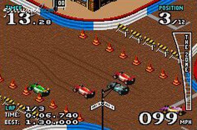 Driven - Screenshots - Bild 11