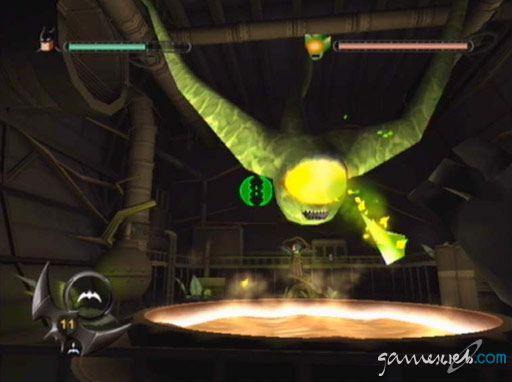 Batman Vengeance - Screenshots - Bild 9