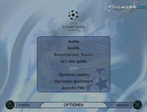 UEFA Champions League Season 2001/2002 - Screenshots - Bild 6