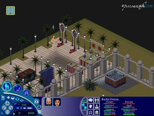 Die Sims: Urlaub total - Screenshots - Bild 18