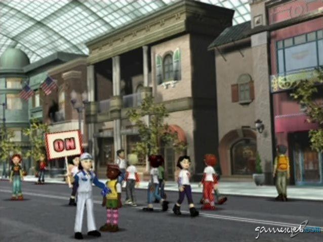 Universal Studios Adventure  Archiv - Screenshots - Bild 15
