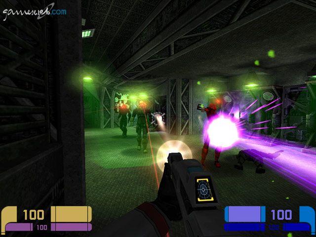 Star Trek: Elite Force 2  Archiv - Screenshots - Bild 51