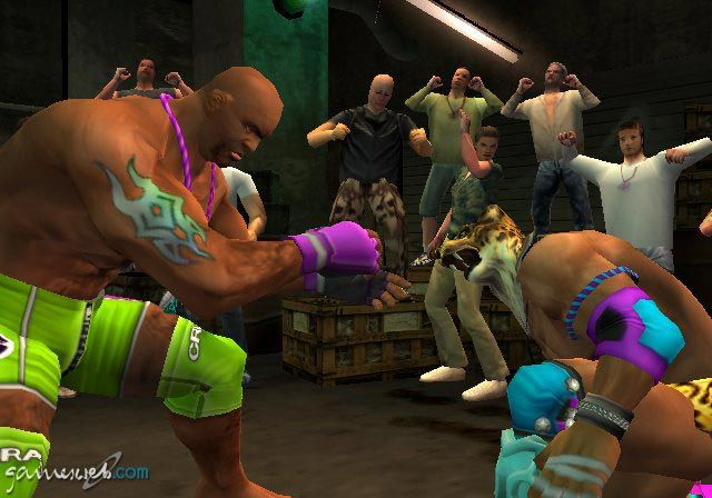Tekken 4  Archiv - Screenshots - Bild 25