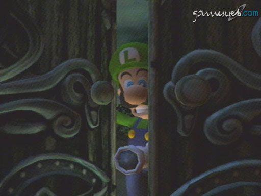 Luigi's Mansion - Screenshots - Bild 11