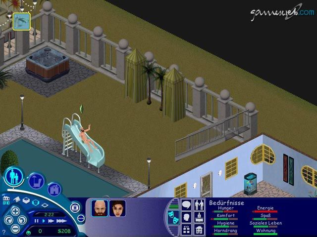 Die Sims: Urlaub total - Screenshots - Bild 17