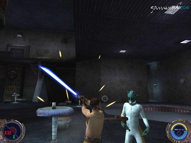 Star Wars Jedi Knight II: Jedi Outcast - Screenshots - Bild 19