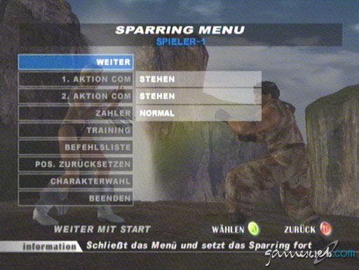 Dead or Alive 3 - Screenshots - Bild 20