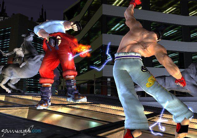 Tekken 4  Archiv - Screenshots - Bild 28