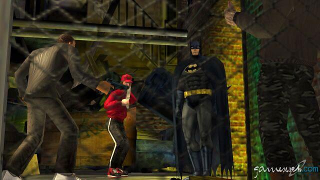 Batman: Dark Tomorrow  Archiv - Screenshots - Bild 2
