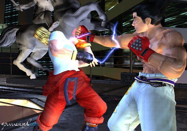 Tekken 4  Archiv - Screenshots - Bild 29