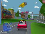 The Simpsons: Road Rage - Screenshots - Bild 14
