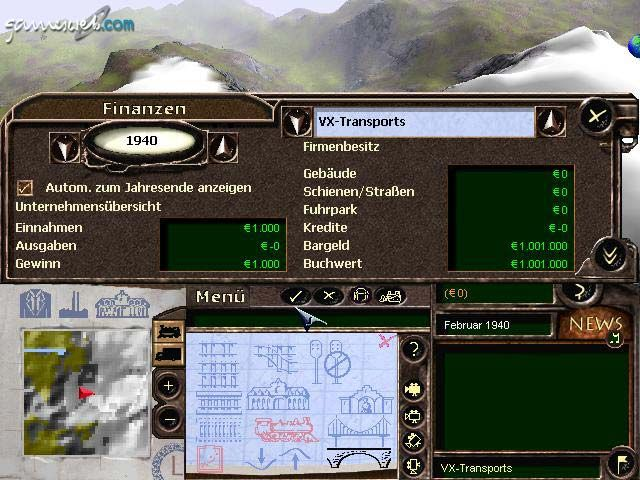Schiene & Straße - Screenshots - Bild 18