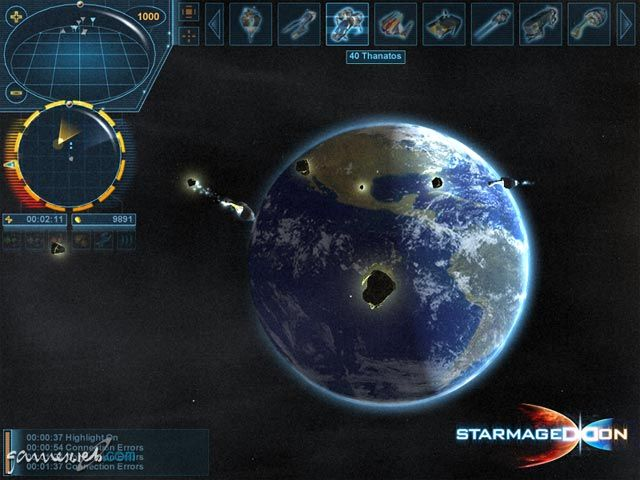 Starmageddon: Project Earth  Archiv - Screenshots - Bild 2