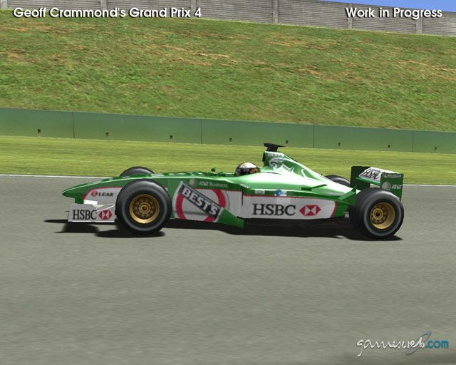 Grand Prix 4  Archiv - Screenshots - Bild 3