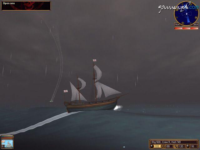 Sea Dogs - Screenshots - Bild 5