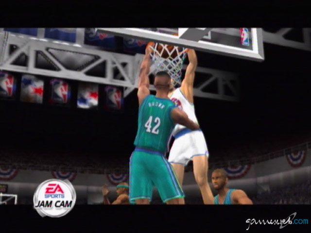 NBA Live 2002 - Screenshots - Bild 3