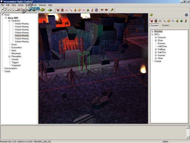 Neverwinter Nights - Screenshots - Bild 17