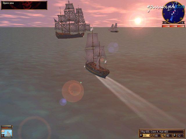 Sea Dogs - Screenshots - Bild 7