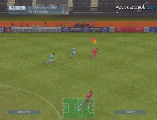 UEFA Champions League Season 2001/2002 - Screenshots - Bild 13