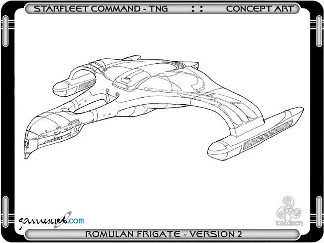 Star Trek: Starfleet Command 3 - Screenshots & Artworks Archiv - Screenshots - Bild 19