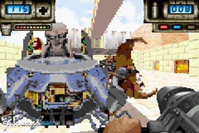 Duke Nukem Advance  Archiv - Screenshots - Bild 3