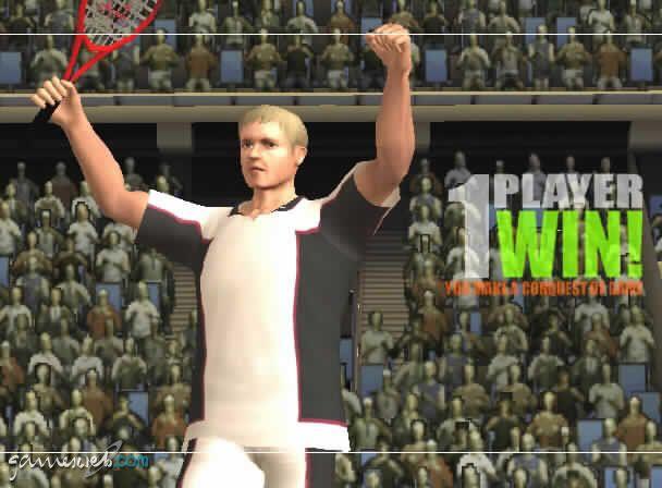 Smash Court Pro Tournament  Archiv - Screenshots - Bild 4