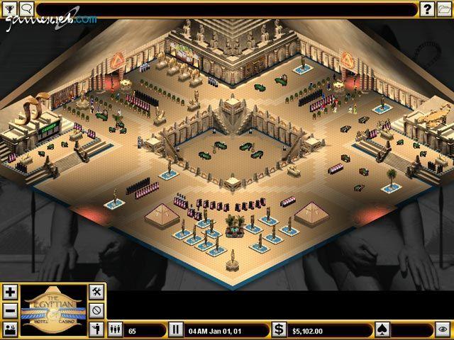 Casino Empire  Archiv - Screenshots - Bild 2