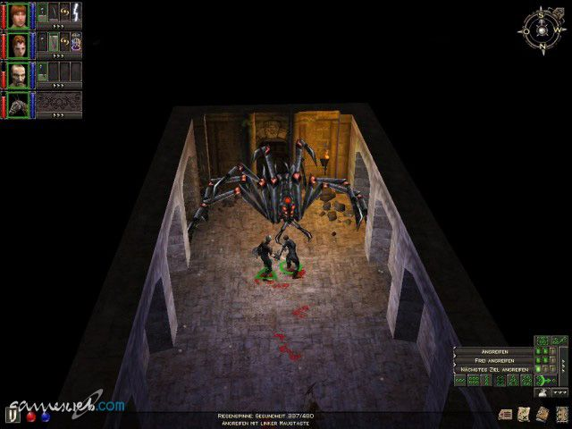Dungeon Siege - Screenshots - Bild 16