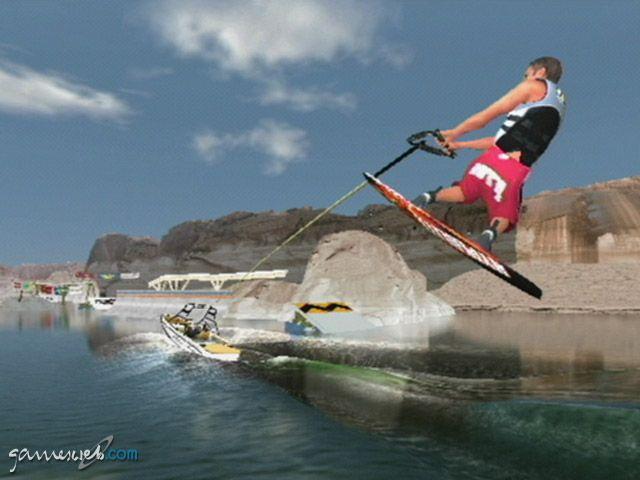 Shaun Murray's Pro Wakeboarder  Archiv - Screenshots - Bild 2