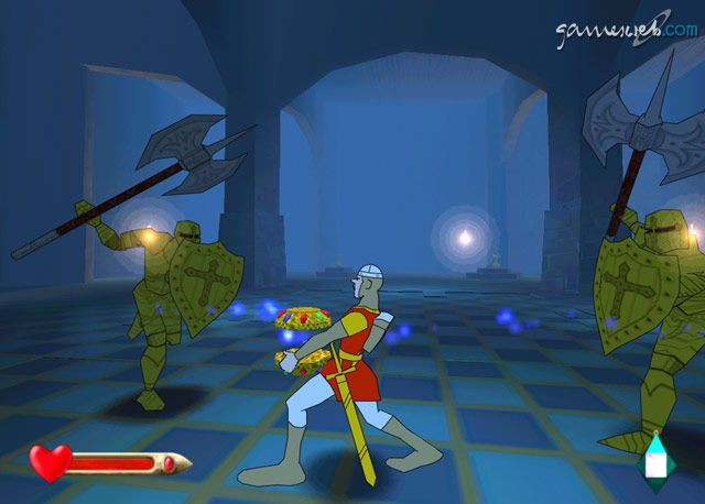 Dragon's Lair 3D  Archiv - Screenshots - Bild 4