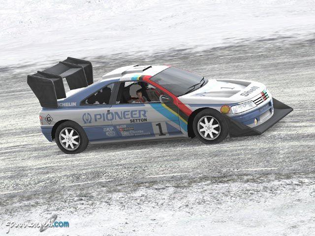 Rallisport Challenge - Screenshots - Bild 7