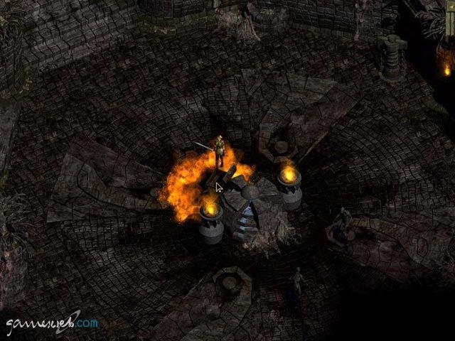 Lionheart: Legacy of the Crusader  Archiv - Screenshots - Bild 15