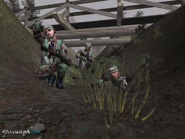 America's Army  Archiv - Screenshots - Bild 8