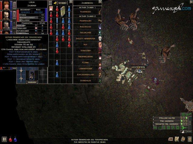 Dungeon Siege - Screenshots - Bild 17