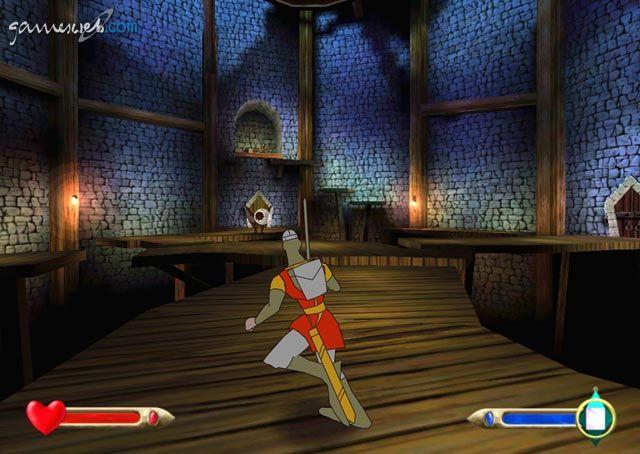 Dragon's Lair 3D  Archiv - Screenshots - Bild 2